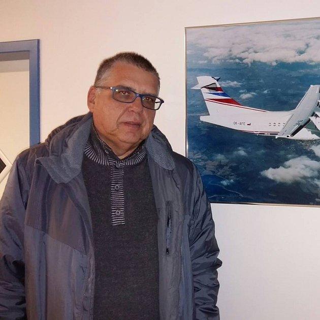 František Chmela, majitel cestovní kanceláře