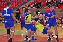 Jablonečtí házenkáři hráli v Mladé Boleslavi pěkně od podlahy.