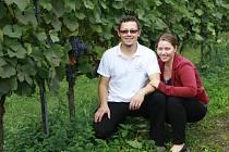 Zámecké vinařství v Domousnici čeká za pár dní vinobraní