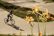 Prvních 40 vteřin musí jezdec jet na plný výkon. Mít zvládnutou techniku na kole je základ. A výbušnost v nohou.