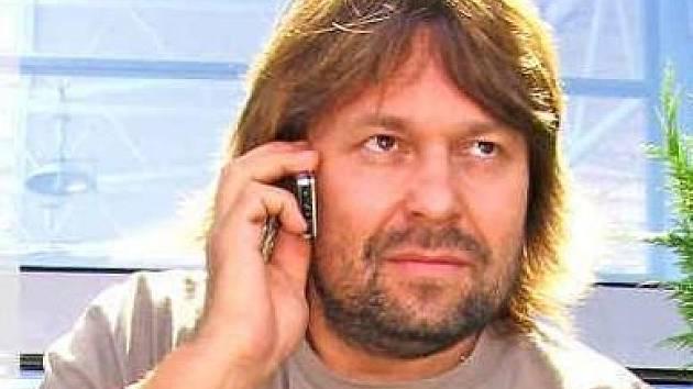 Producent Jiří Pomeje