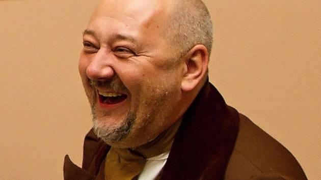 Petr Matoušek - ředitel Městských kulturních zařízeních v Bělé pod Bezdězem