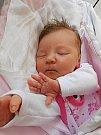 Nikol Benešová se narodila 8. září, vážila 3,48 kg a měřila 50 cm. S maminkou Libuší a tatínkem Michalem bude bydlet v Mladé Boleslavi.