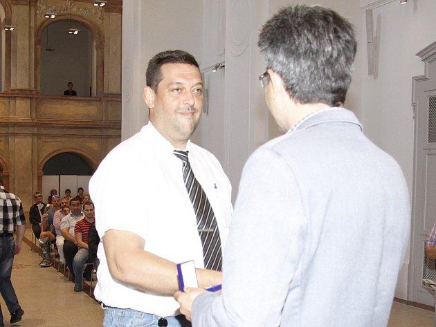 Ocenění dárců krve v Mladé Boleslavi 2013