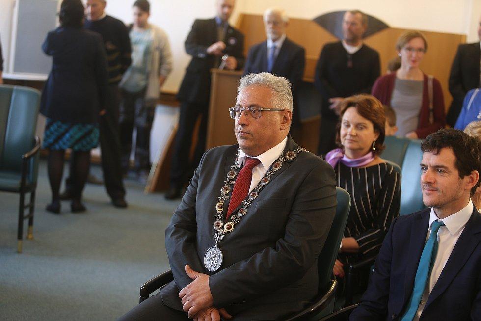 Astronom Josef Zahrádka získal Cenu města