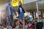 Fashion show v OC Olympia v Mladé Boleslavi