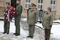Uctění památky Miroslava Kredby v Libichově