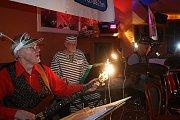 Jazzový maškarní koncert Old Stars MB.