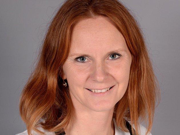 Lékařka Lenka Kvapilová zMladé Boleslavi.