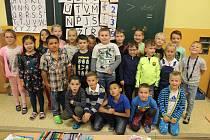 Žáci třídy 1. C