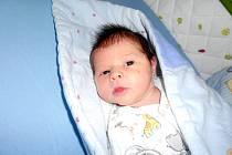 ONDŘEJ Hradecký se narodil 18. ledna Veronice a Michalovi z Mladé Boleslavi, vážil 3,34 kilogramů a měřil 47 centimetrů. Doma ho s radostí přivítala sestřička Alžběta.