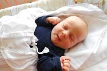 MAREK Žid se narodil 27. března s mírami 4,22 kg a 49 cm. S maminkou Andreou a tatínkem Markem bude bydlet v Mladé Boleslavi.