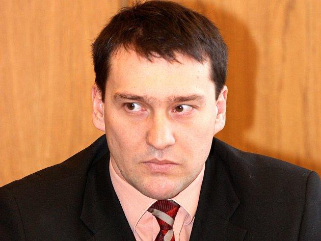 Marek Džuvarovský, nový jednatel Dopravního podniku Mladá Boleslav.