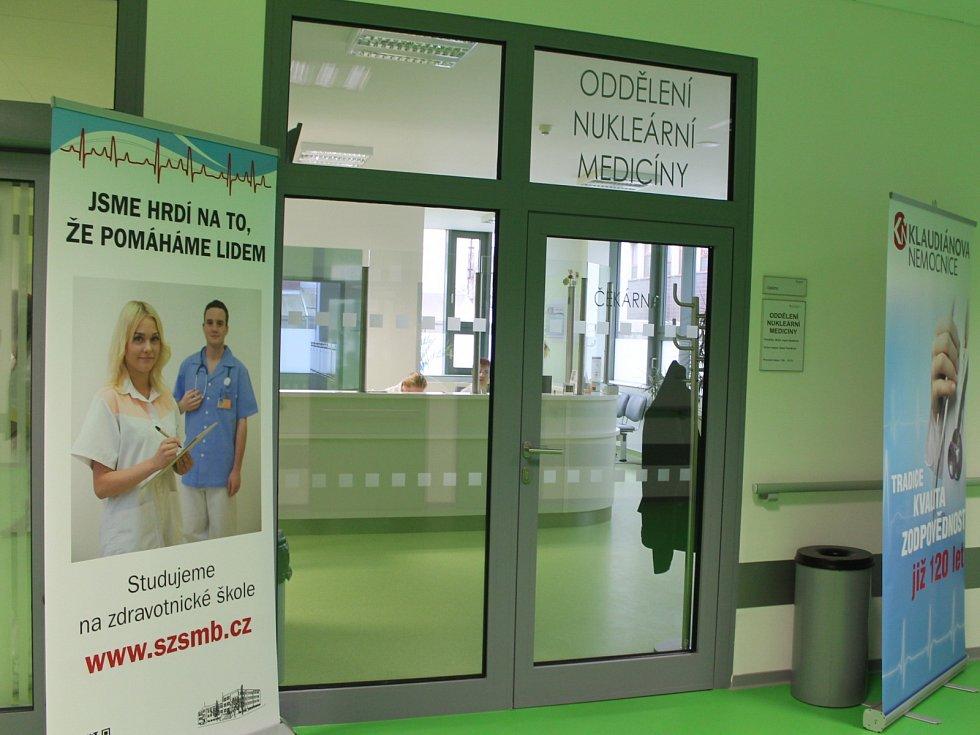 Nový pavilon onkologie v Klaudiánově nemocnici je v provozu