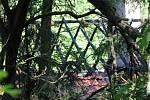 Při požáru rekreačního objektu v Drhlenách zahynula učitelka a student