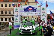 Rally Bohemia 2019 - 2. etapa