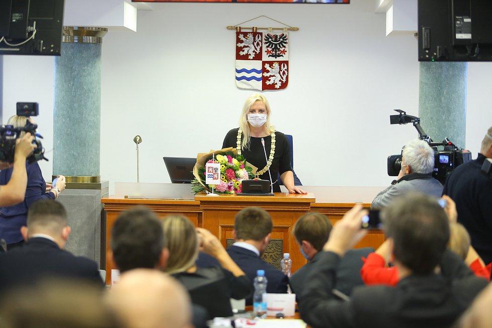 Středočeské zastupitelstvo ze dne 16. listopadu 2020