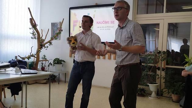 Z ABA konference v Mladé Boleslavi