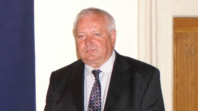Starosta Bělé Jaroslav Verner