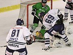 I. hokejová liga: HC Benátky nad Jizerou - BK Mladá Boleslav