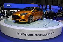 Premiéra konceptu Ford Focus.