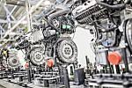 Škoda slaví vyrobený dvou a půl miliontý motor řady EA211.
