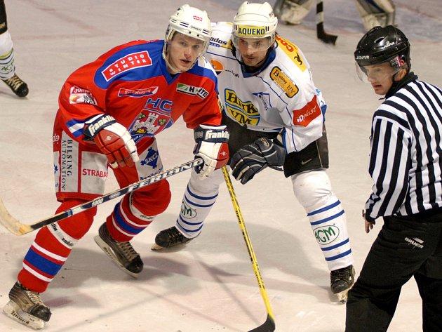 Na benátecké hokejisty čeká zítra rozhodující souboj s Technikou Brno.