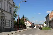 V Bousově mění osvětlení v ulicích
