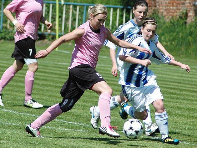 II. liga žen: Postoloprty - DFK Mladá Boleslav