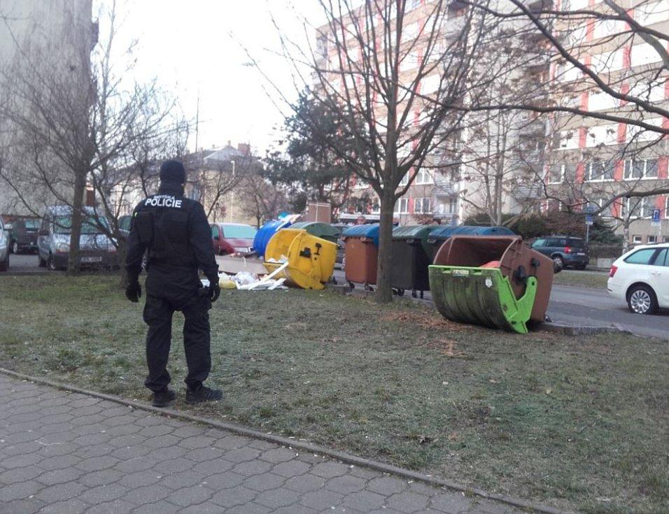 Dozvuky vichřice Sabine v Mladé Boleslavi