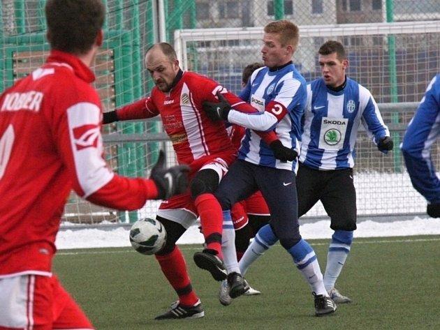 Přátelsky: FK Mladá Boleslav - FK Králův Dvůr