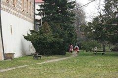 Benátecký zámecký park získá původní podobu.