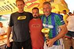 Nohejbalový turnaj trojic v Kolomutech
