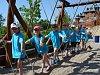 Zábavnými akcemi se loučily se školním rokem děti v mateřince Jaselská