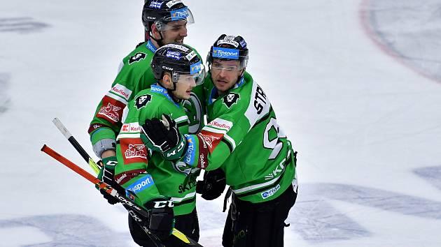 Dohrávka 10. kola hokejové extraligy mezi BK Mladá Boleslav a HC VERVA Litvínov.