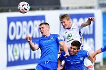 Fotbalisté Mladé Boleslavi prohráli po jediné chybě doma s Liberce 0:1.