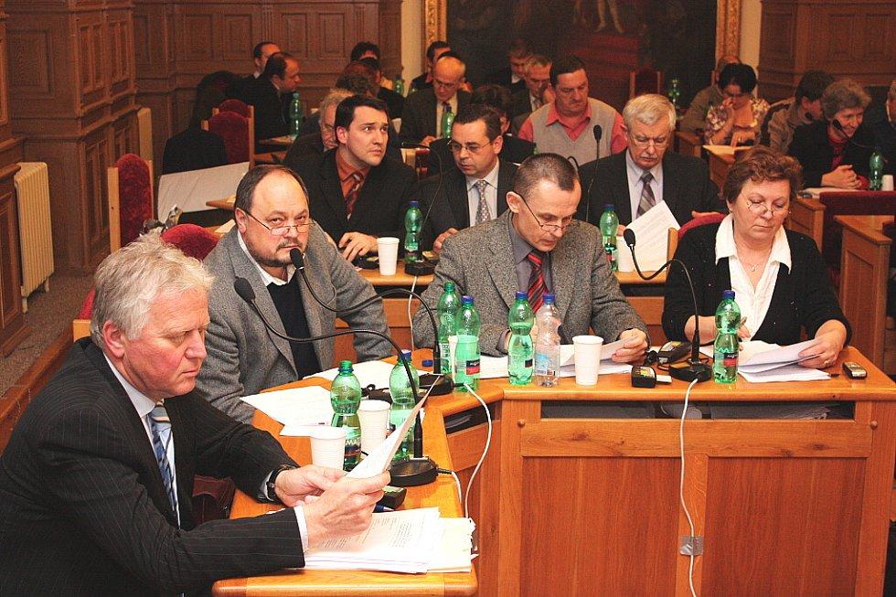 Únorové zasedání zastupitelstva města Mladá Boleslav.