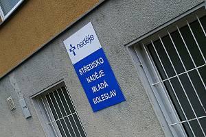 Centrum Naděje ve Štyrsově ulici je nadějí pro lidi bez domova