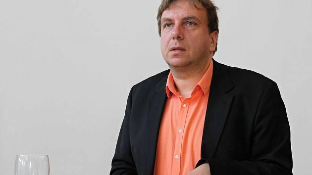 LUDĚK KRAMÁŘ, ředitel Klaudiánovy nemocnice, považuje letošní rok za ekonomicky stabilní.