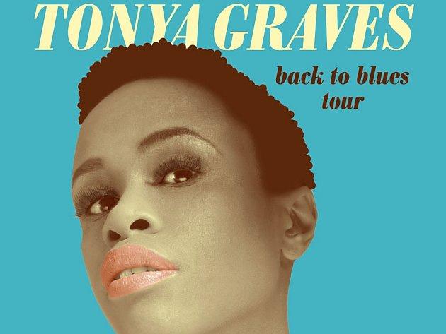 Tonya Graves Back To Blues Tour 2017.