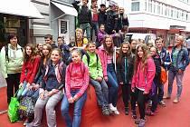 Výměnný pobyt žákům z Bělé pod Bezdězem