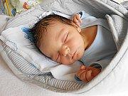 Sharlota Kořínková se narodila 15. července, vážila 2,96 kg a měřila 48 cm. S maminkou Nikolou a tatínkem Lukášem bude bydlet v Chotětově.