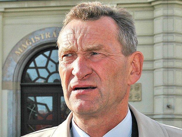 Bývalý primátor Svatopluk Kvaizar.