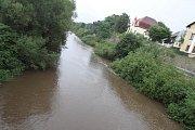 Velká voda na Mladoboleslavsku.