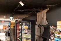 V mladoboleslavském marketu hořelo, škoda dosahuje milionů.