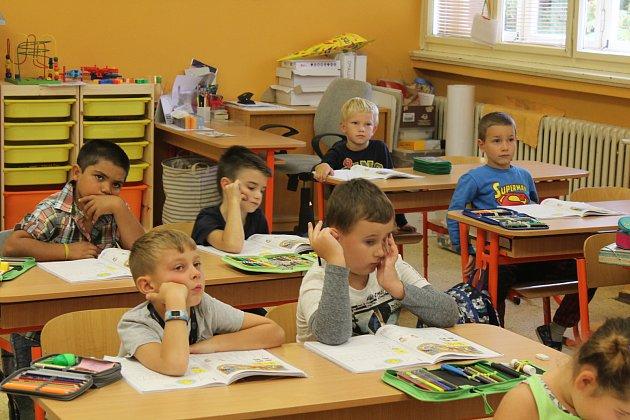 Žáci třídy 1.C