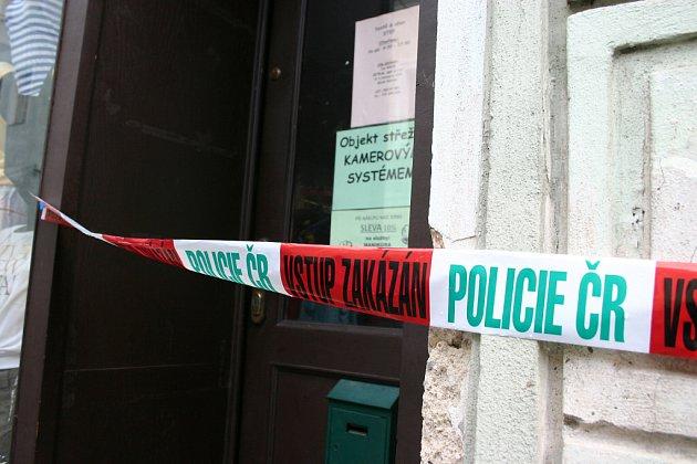 Šokující přepadení v centru Mladé Boleslavi
