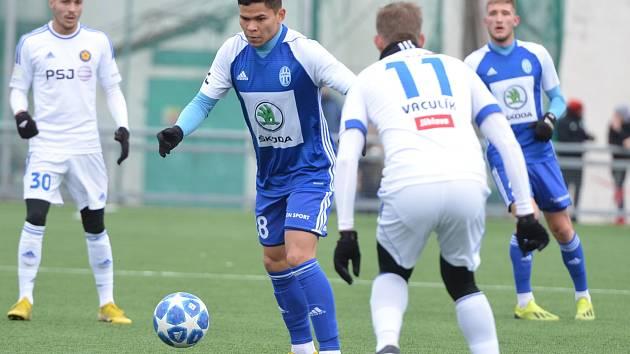Příprava: FK Mladá Boleslav - Vysočina Jihlava.