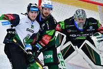 Tipsport extraliga: BK Mladá Boleslav - HC Energie Karlovy Vary.