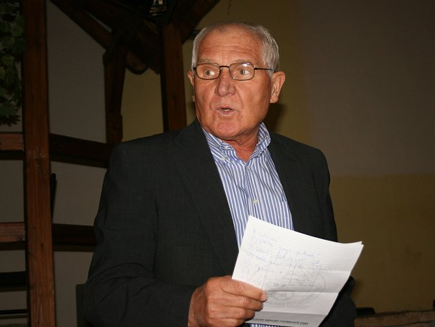 Vlaná hromada MFS - Josef Hadraba